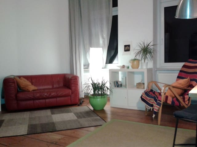 Cosy apartment in central location - Berlin - Appartement en résidence