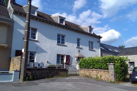 Maison avec jardin, au calme proche des axes - Namur - Hus