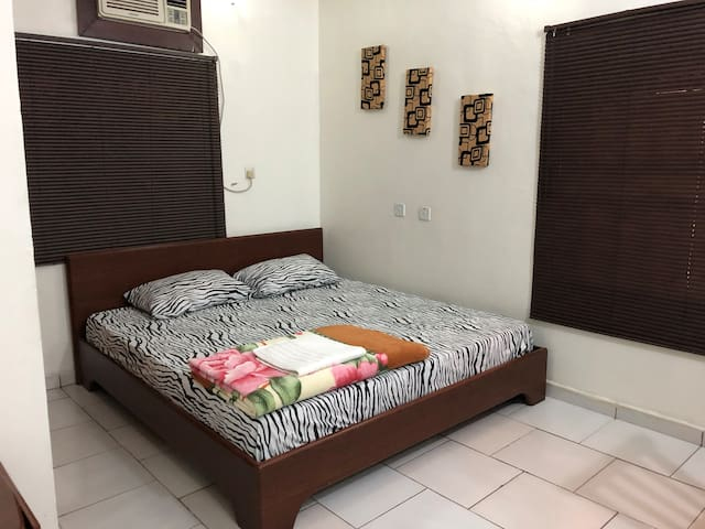 En-suite Room in a 1Bedroom Flat at Utako Abuja