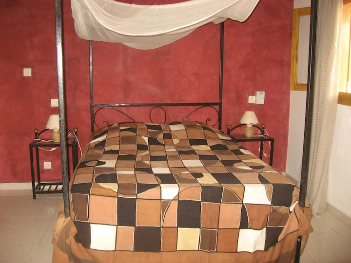 BABAO Camp chambre BAMBOO