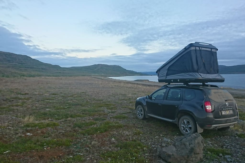 Llouer Camping Car Islande