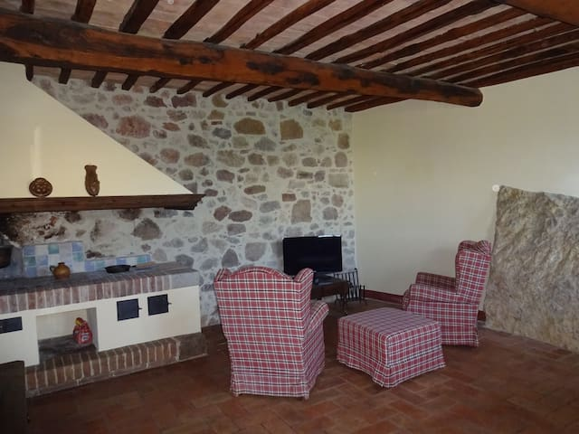 bilocale con giardino e posto auto privati - Stigliano - Apartment