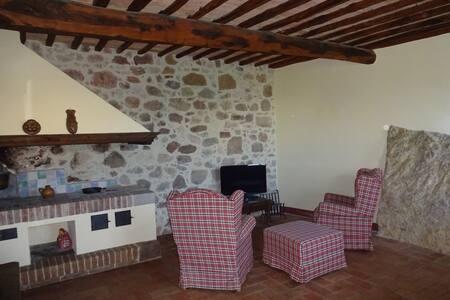 bilocale con giardino e posto auto privati - Stigliano - Daire