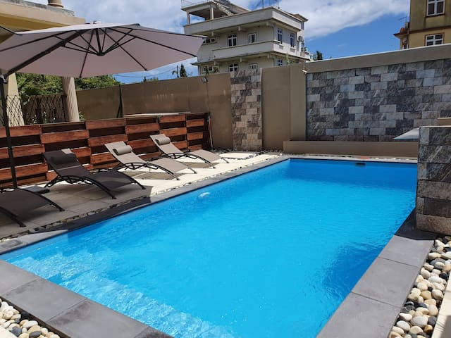 Villa Oceane très moderne et cosy
