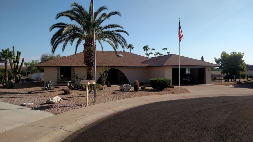 Clean 2300+ Sq. Ft. Home in 55 Plus Community