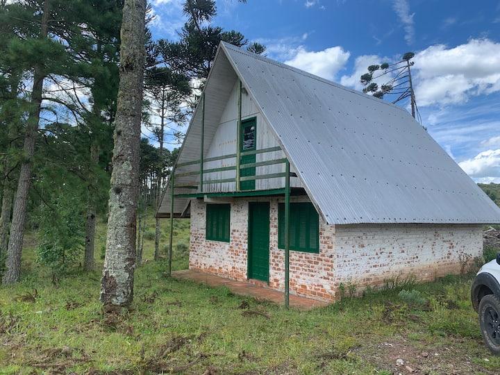 Cabana em São José dos Ausentes
