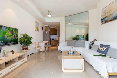 海花岛2号岛澜湾悦享大床休闲海景度假公寓