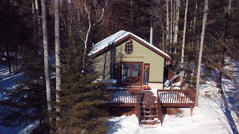 Costa norte de la cabaña Lake Superior