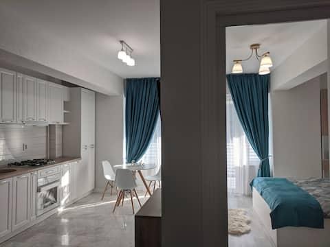 Førsteklasses leilighet i Copou