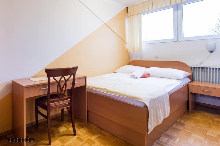Guesthouse Kolesar - Double Room with Breakfast