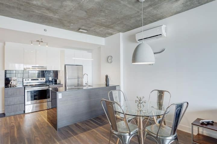 Corporate Stays| Lumeo | Spacious and modern 1BR