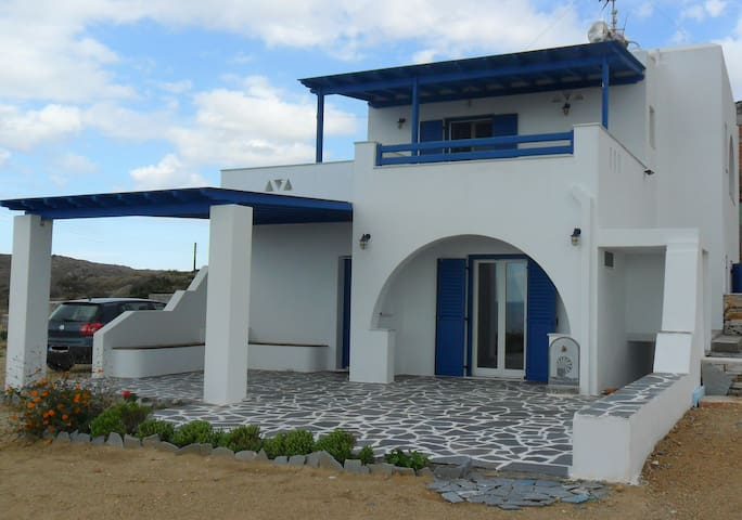Apartment w/ parking near the beach - Naxos - Lejlighed