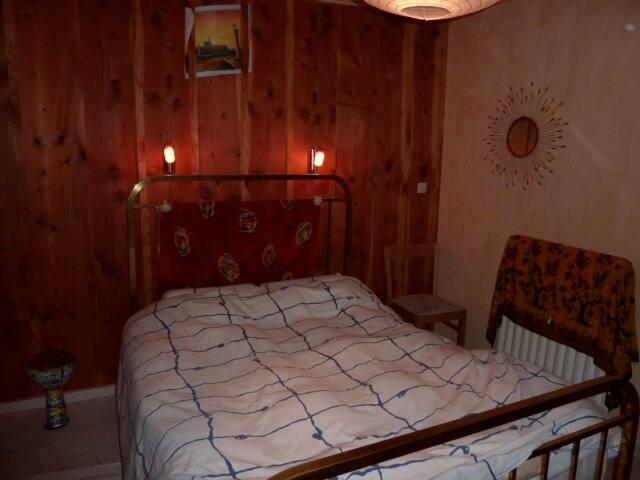 Chambre Confortable - Cornimont - Hus
