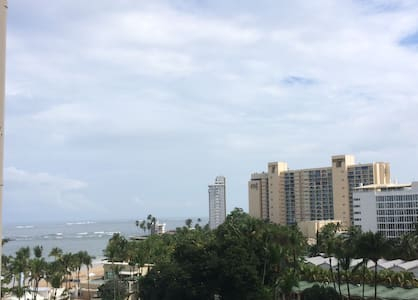 Beachfront Condo with Direct Access to the Beach - Carolina - Wohnung