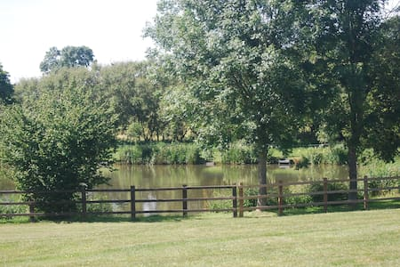 Hartley Wood - a beautiful countryside retreat.