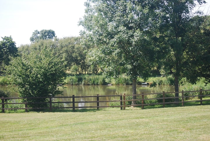 Hartley Wood - a beautiful countryside retreat.