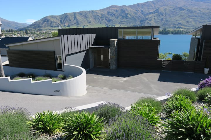 Luxury on Lismore - Wanaka - Huis