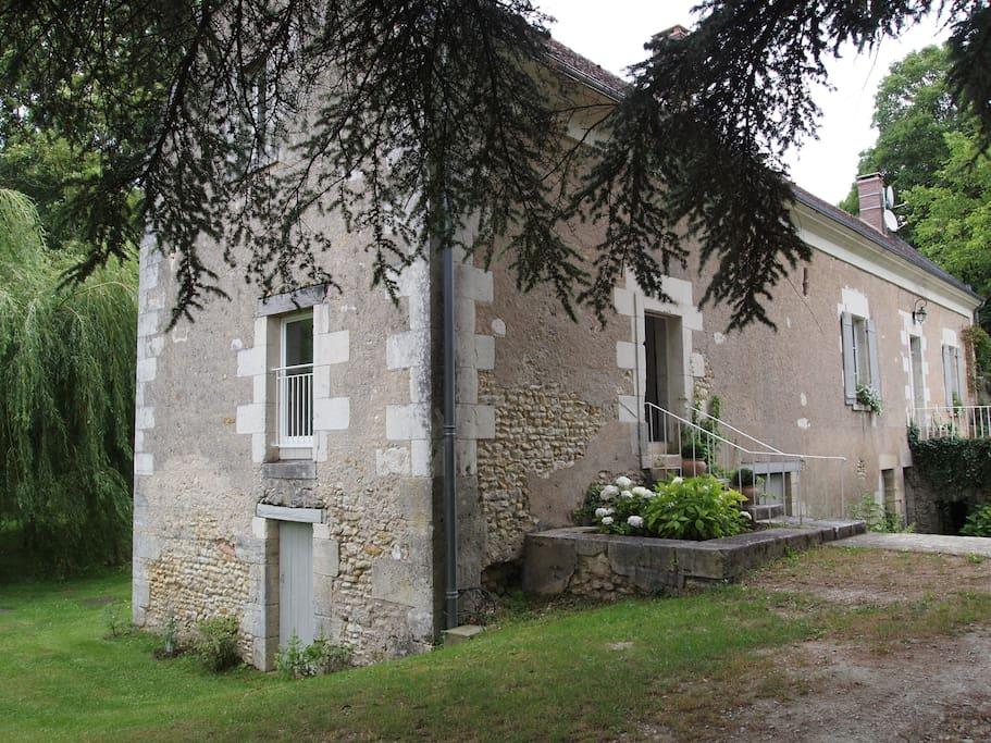 The Moulin du Mesnil.