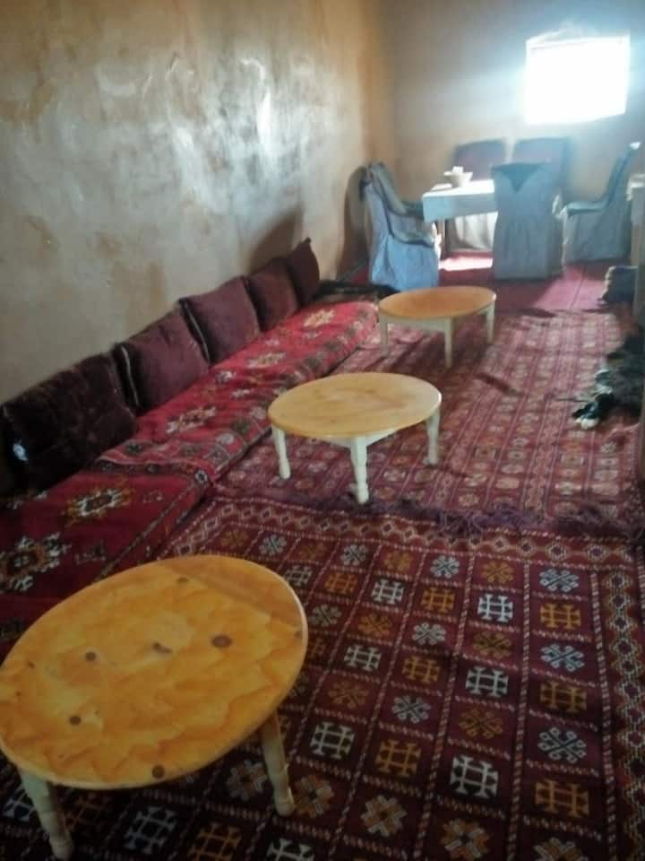 Camp sahara Inspiration