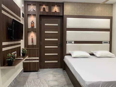 Modern Unique Studio Apartment in Central Kolkata