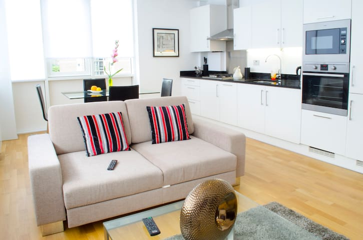 Perfect apartment for 6-7 people in Old Street - Londres - Apartamento