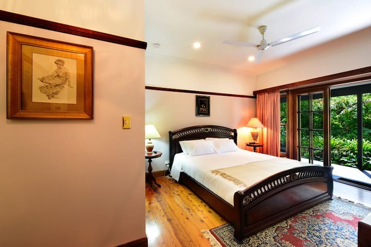 The Laurels B&B Carrington Room - Kangaroo Valley - Bed & Breakfast