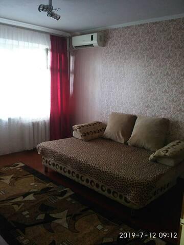 Сдам очень уютную 1 комнатную квартиру посуточно