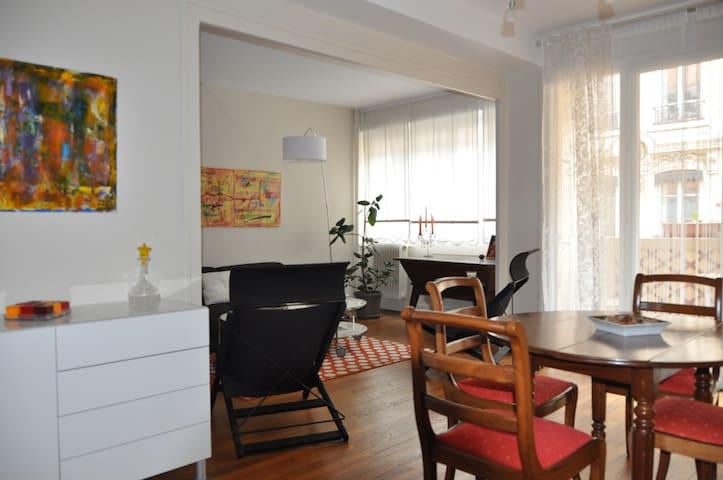 Appartement 68 m2  T3 Centre ville