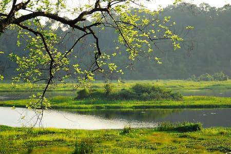 Cat Tien National Park Homestay - tt. Tân Phú - 家庭式旅館