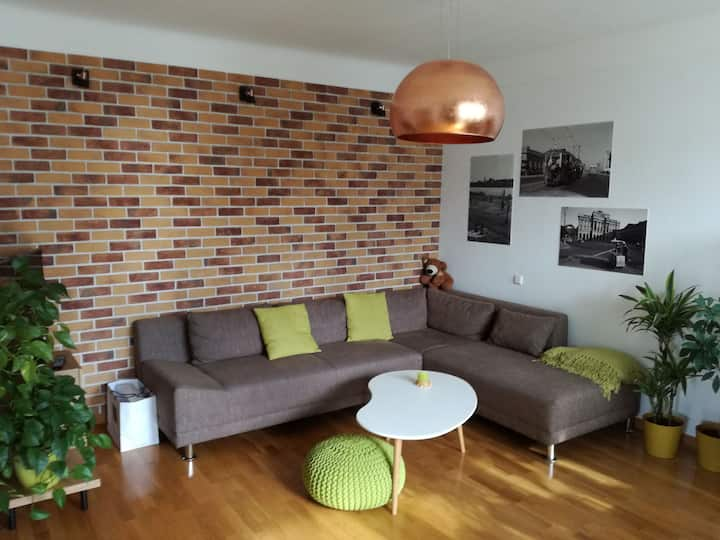 Cosy 90m2 apartment