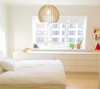 Light apartment at Grunerløkka - Oslo - Pis