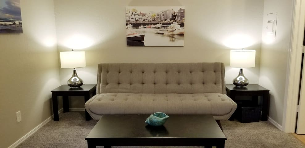 Fully furnished studio with W/D! (00-303)