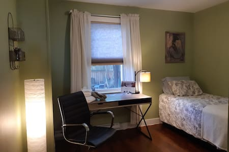 Cozy bdrm in trendy North End Halifax