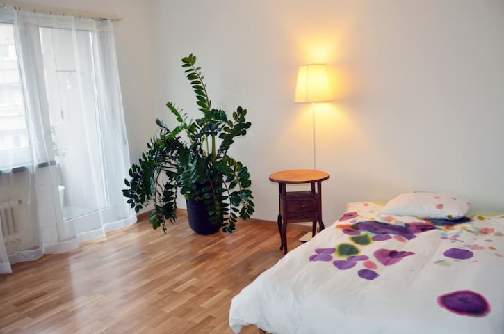 Super charming room in hip Wiedikon - Zurigo - Appartamento