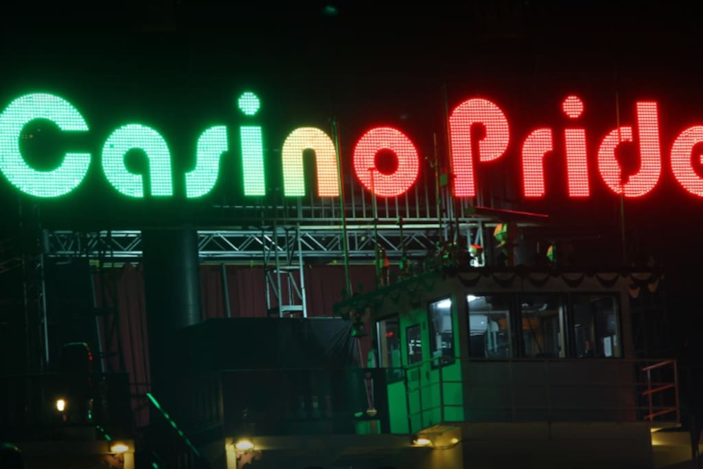 Casino pride goa official site