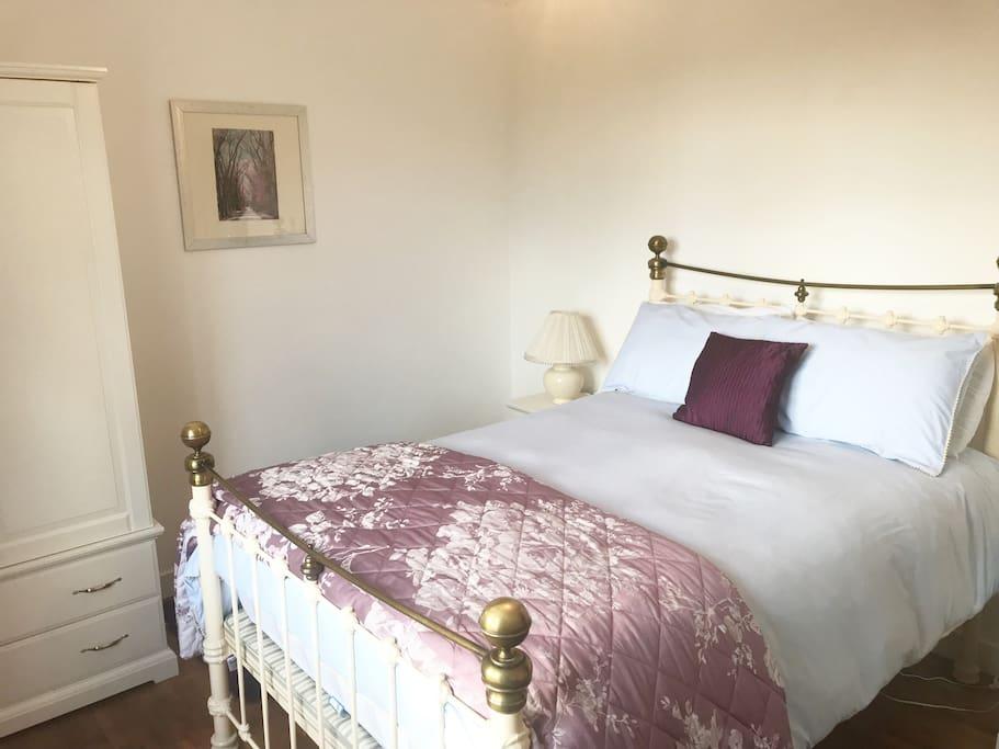 Bedroom 1.......& relax.