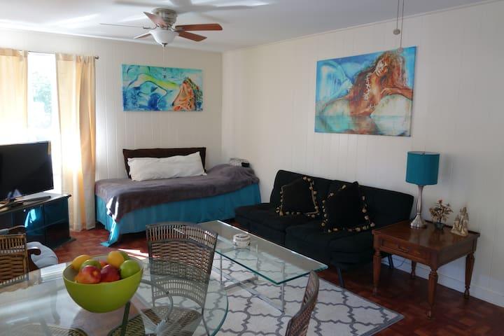 One Bedroom Apartment in Diamond Head Area