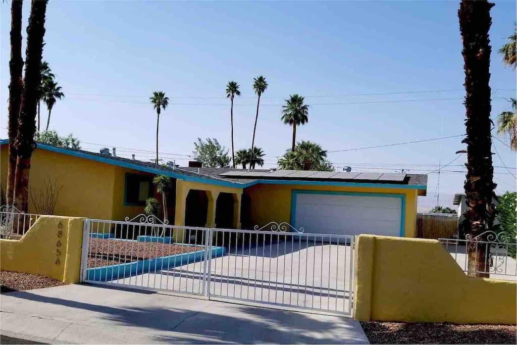 Palm Springs Restaurants Private Room