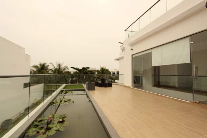 4Rooms SeeSight Pool Villa