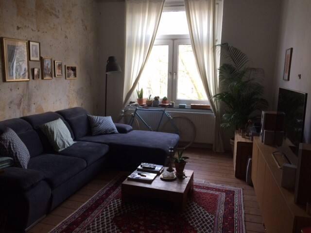 Schöne Altbauwohnung in Flingern - Düsseldorf - Byt