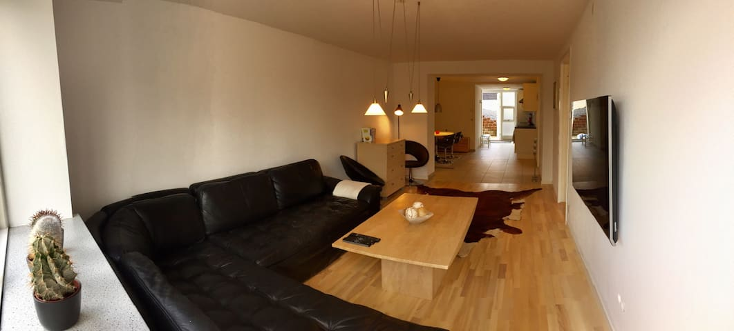 Modern and Spacious apartment - Silkeborg - Appartement