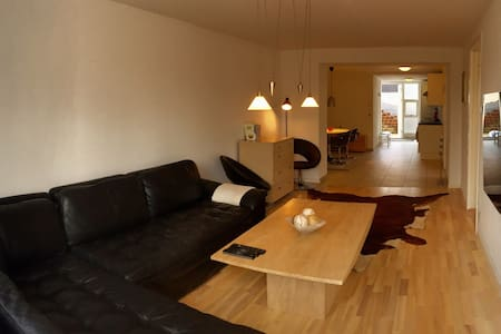 Modern and Spacious apartment - Silkeborg