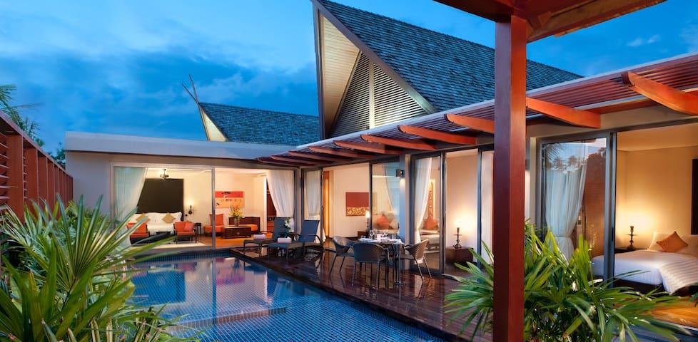 Two Bedroom Pool Residence - Tambon Mai Khao - Villa