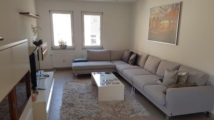 Luxuriöse Wohnung auf 95qm