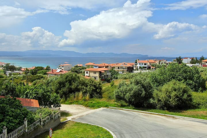 Sea View Apartment Grek Nea 1