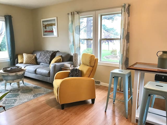 Cozy home next to Mayo Clinic & historic parks!