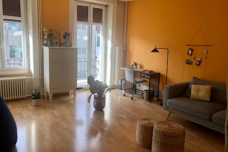Charmant appartement en ville de Bienne