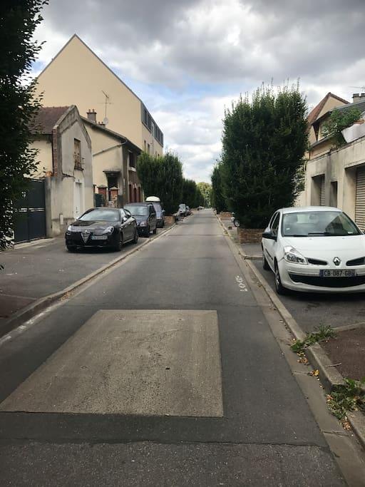 Rue Calme