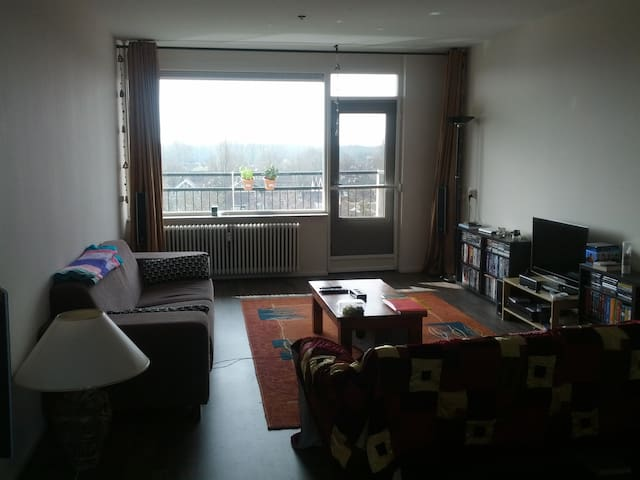 Room in Ideal Location - Voorschoten - Appartement