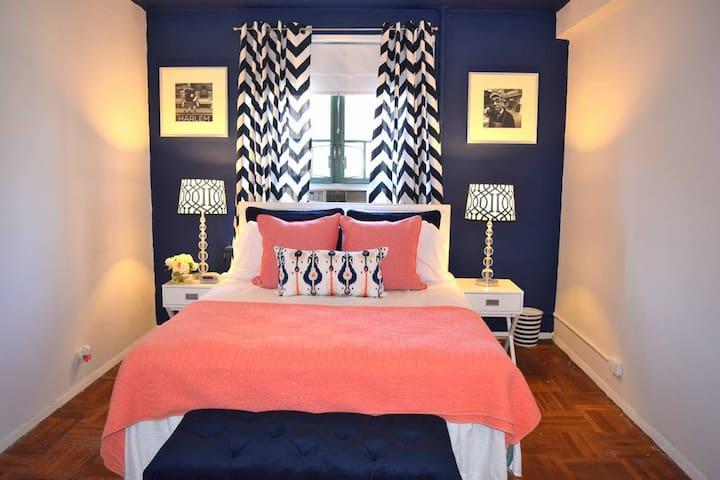 BX Parkchester- 2 Brdm Luxe Getaway - Bronx - Appartement